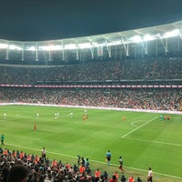 Photo prise au VIP Tribünü par Atıl U. le9/15/2018