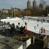Photo taken at Lasker Pool & Ice Rink by Marques S. on 1/2/2013