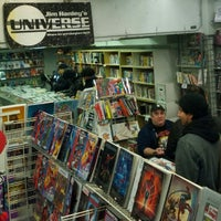 Photo taken at JHU Comic Books by Marques S. on 1/10/2013
