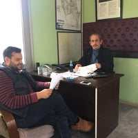 Photo taken at Demirtaş Dosab TAKSİ by Huuuu H. on 2/16/2015
