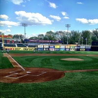 Photo taken at FNB Field by Megan L. on 4/20/2013