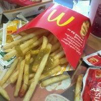 Photo taken at McDonald's by Julius Ldg on 4/15/2013