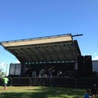 Photo taken at Pensacola Seafood Festival by Gar G. on 9/28/2013