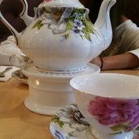 Photo taken at Prince Tea House by J L. on 11/15/2014