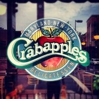Photo taken at Crabapples New York Delicatessen by Crabapples New York Delicatessen on 11/3/2014