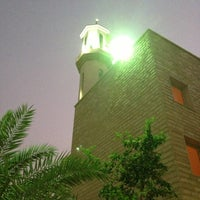 Photo taken at مسجد عبدالرحمن محمد الرويح by Dr. Waleed A. on 6/10/2013