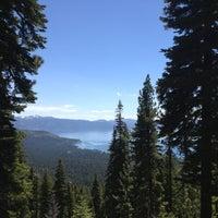 Снимок сделан в Tahoe Rim Trail / Brockway Summit пользователем Michael G. 5/11/2013