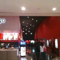 Photo taken at Cinemex by Fabián R. on 12/17/2012