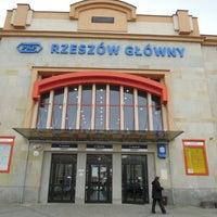 Photo taken at Rzeszów Główny by Radek C. on 9/4/2013