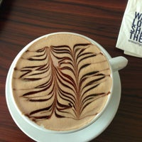 Photo taken at Coffee Planet Tower 3 KLCC by Shikin H. on 12/4/2014