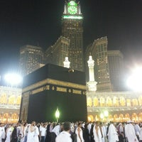 Photo taken at Al Masjid Al Haram by M. Cihat R. on 4/26/2013
