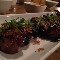 Photo taken at katana asian cuisine by William M. on 8/1/2016