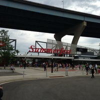 Photo taken at Summerfest South Gate by Andy T. on 6/26/2013