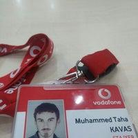 Photo taken at Vodafone Erzurum Plaza by Taha K. on 9/8/2015