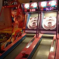 Photo taken at Pinballz Arcade by Julio G. on 9/16/2012