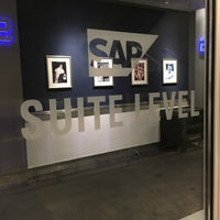 Photo taken at SAP Suite by Mike G. on 7/23/2016