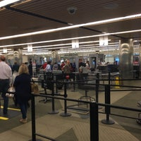 Photo taken at TSA Security Check Point by Mike G. on 7/15/2016