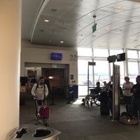 Photo taken at Gate 22 by Mike G. on 4/21/2017