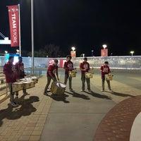 Photo taken at Levi's Stadium Fan Walk by Mike G. on 12/6/2017