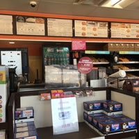 Photo taken at Dunkin' Donuts by Mike G. on 7/20/2016