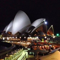 Photo taken at Sydney Opera House by Jimmy F. on 7/2/2013