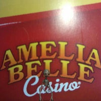 Photo taken at Amelia Belle Casino by Donell B. on 3/24/2013