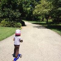 Photo taken at Washington Park by Steven C. on 7/14/2013