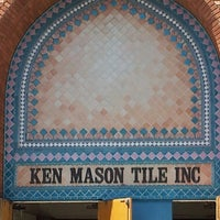 Photo taken at Ken Mason Tile/BCIA by Michelle B. on 7/25/2013