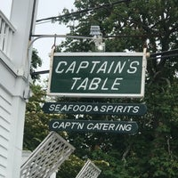 Photo taken at The Captain's Table by Joshua L. on 6/17/2017
