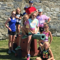 Photo taken at Fort Ticonderoga by Hank P. on 7/22/2016