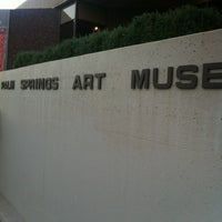 Photo taken at Palm Springs Art Museum by diego c. on 11/29/2012