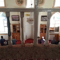 Photo taken at Isparta Kutlubey (Ulu) Camii by Emre C. on 10/25/2013