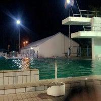 Photo taken at kolam renang awam by Mohamad Zainal A. on 8/20/2013