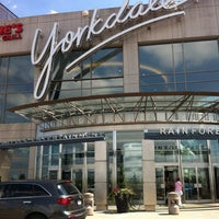 Photo taken at Yorkdale Shopping Centre by MISSGO2GIRL on 7/14/2013