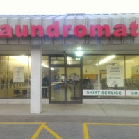 Photo taken at Sunshine Laundromat by Brian R. on 10/21/2012
