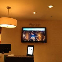 Photo taken at The Westin Las Vegas Hotel, Casino & Spa by Eileen Y. on 1/24/2013