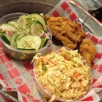 Photo taken at Hattie's Chicken Shack by Valerie S. on 8/3/2013