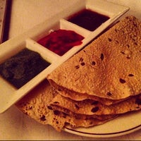... Photo Taken At Chola Eclectic Indian Cuisine By Valerie S. On 1/17/ ...