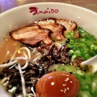 Photo taken at Umaido Ramen by Mark L. on 1/7/2013