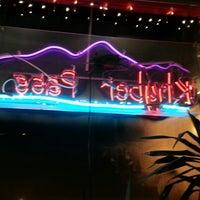 Photo taken at Khyber Pass Cafe by Bath-sheba L. on 2/9/2013