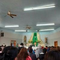 Photo taken at Iglesia De San Miguelito by Marta G. on 1/24/2016