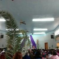 Photo taken at Iglesia De San Miguelito by Marta G. on 3/20/2016