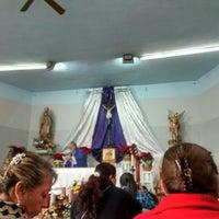 Photo taken at Iglesia De San Miguelito by Marta G. on 12/13/2015