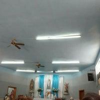 Photo taken at Iglesia De San Miguelito by Marta G. on 5/1/2016