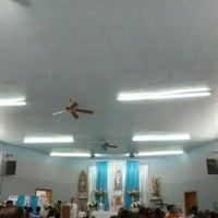 Photo taken at Iglesia De San Miguelito by Marta G. on 5/8/2016