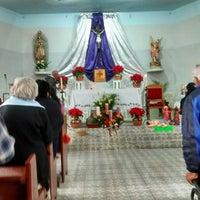 Photo taken at Iglesia De San Miguelito by Marta G. on 11/29/2015