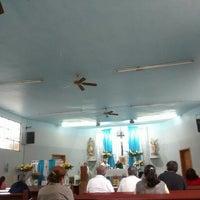 Photo taken at Iglesia De San Miguelito by Marta G. on 5/30/2016