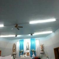 Photo taken at Iglesia De San Miguelito by Marta G. on 4/15/2016