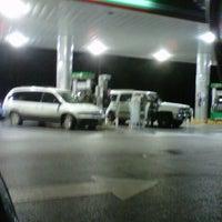 Photo taken at Gasolinera Del Avion by Marta G. on 10/7/2012