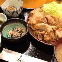 Photo taken at 季節料理 こしば by Master on 2/13/2014